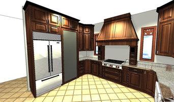 Large Mountain Kitchen Design