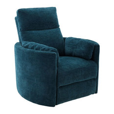 Parker Living Radius Power Swivel Glider Recliner Peacock