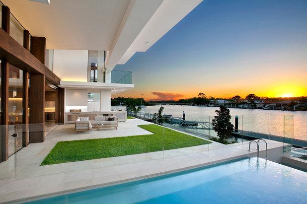 Contemporain  by Building Designers Association of Australia