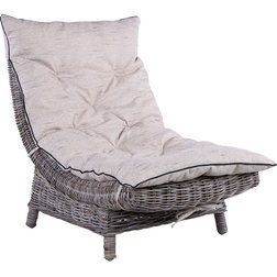 Tropical Armchairs And Accent Chairs by Chic Teak