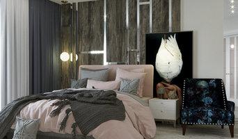 Спальня с элементами сюрреализма