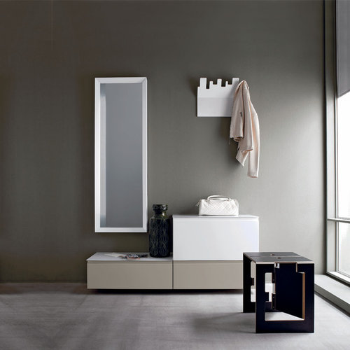 contemporary entryway furniture. Delighful Entryway U0027Modernu0027 Contemporary Entryway Furniture Set By Birex  Storage Cabinets Intended Entryway Furniture R
