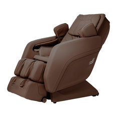 Titan Pro Series - TP- Pro 8300 Body S-track massage Chair foot roller Brown New
