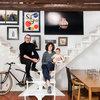 Houzz TV: Una casa que gira alrededor de una escalera