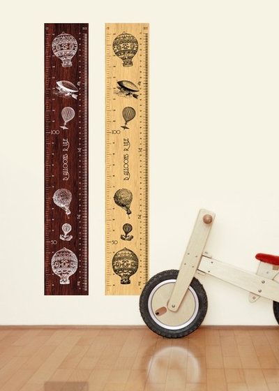 Vintage Contemporary Growth Charts by Etsy