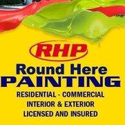 round Here painting's photo