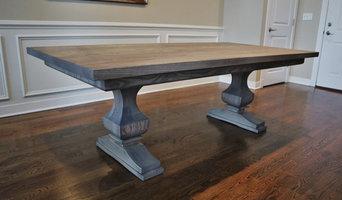 Anchor Pedestal Tables