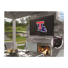 "Louisiana Tech TV Cover for TV Sizes 30""-36"" by Covers by HBS"