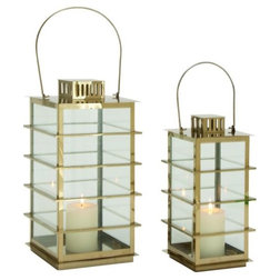 Contemporary Candleholders by GwG Outlet