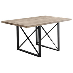 Industrial Dining Tables by HomeRoots