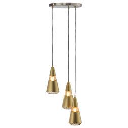 Modern Pendant Lighting by Houzz