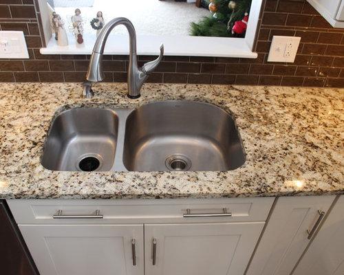 Kitchen Remodel  Medina  OH  8   Waypoint Cabinets   Kitchen Sinks. Kitchen Remodel  Medina  OH  8   Waypoint Cabinets
