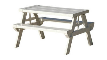 Kidnic Fold and Go Kids Picnic Table