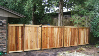 Gates & Fencing Projects