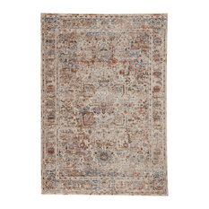 Jaipur Living Pierce Medallion Gray/Multicolor Area Rug, 8'x10'
