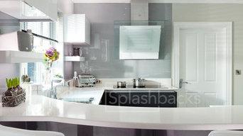 Glass Splashbacks in Kitchens