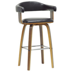 Midcentury Bar Stools And Counter Stools by Baxton Studio