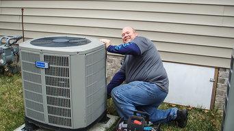 Heating & Air Installation