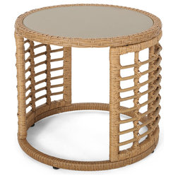Tropical Side Tables And End Tables by GDFStudio