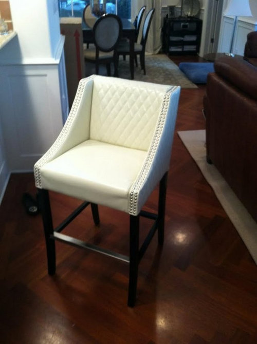 Astonishing Barstool 3 Inches Too Short Thoughts On This Remedy Uwap Interior Chair Design Uwaporg