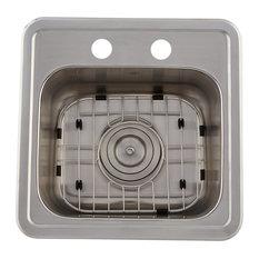 Stainless Steel Overmount Kitchen Sink