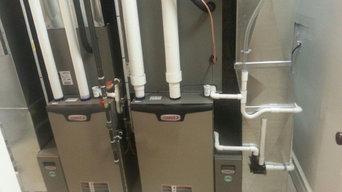 Lennox Gas Furnace Installation