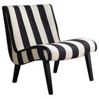 Bailey Accent Chair Chevron