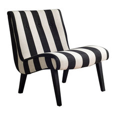 50 Most Popular Striped Armchairs And Accent Chairs For 2019 ...