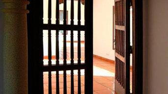 Puertas de Madera - Rustic Door Woods