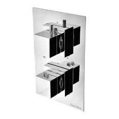 Quadro Thermostatic Tap
