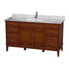 60 in. Eco-Friendly Single Sink Bathroom Vanity
