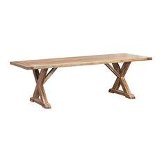 The Grove Indoor/Outdoor Trestle Table