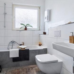 Modernes Badezimmer in Dortmund