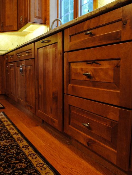 Marvelous Rustic Birch Kitchen   Kitchen Cabinetry