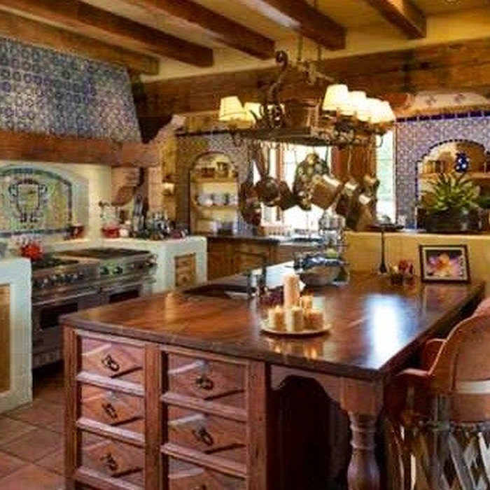 Hacienda Kitchen & Interior Design | Rancho Santa Fe, CA