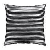 Geometric Modern Stripe Modern Nordic Hand Throw Pillow Cover Velvet