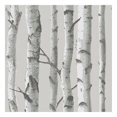 Mountain Birch Wallpaper