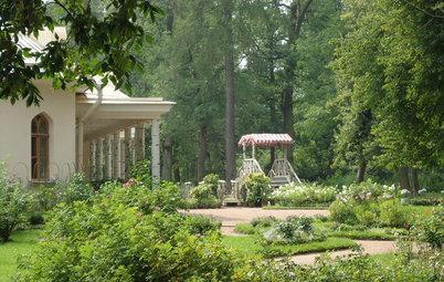 La datcha russe, de résidence impériale à maison de campagne