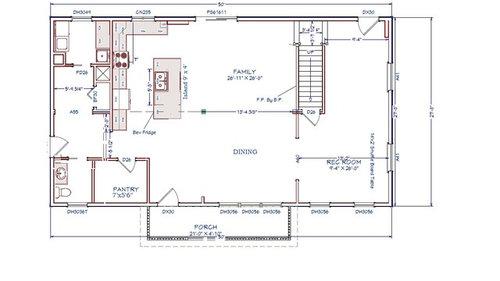 Floor Plan Critique Please