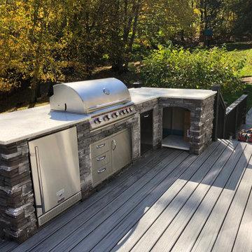 Blaze Outdoor Kitchen – Chappaqua, NY