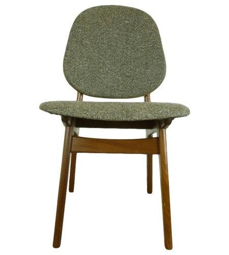 Set Of 4 Teak Chairs By Arne Hovmand-Olsen