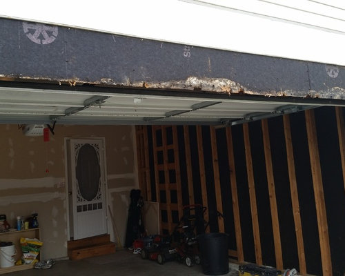 Garage Door Header Replacement Jobs