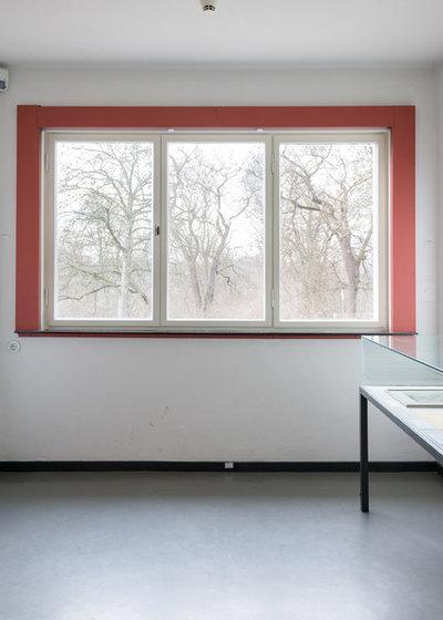 architekturikone das erste bauhaus geb ude der welt. Black Bedroom Furniture Sets. Home Design Ideas