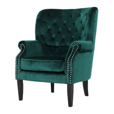 Turquoise Armchairs And Accent Chairs