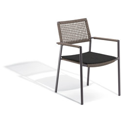 Beach Style Outdoor Dining Chairs by Oxford Garden