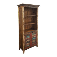 Multi Color Bookcase