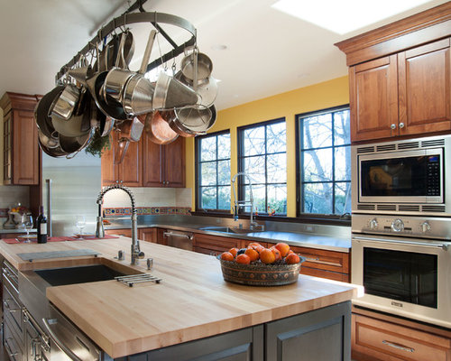 Restaurant Kitchen At Home restaurant style kitchen | houzz