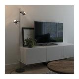 Floor Lamp Suplux 2 Dark Grey