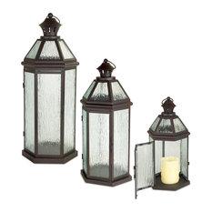 Lanterns, 3-Piece Set