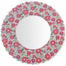 - Flowers Mirror - Kids Mirrors